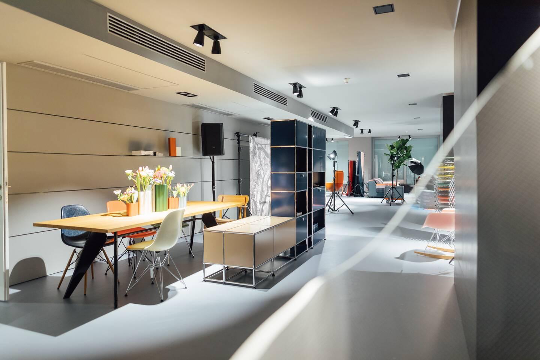 AREA Store Wien – Möbel von Vitra, USM und Moormann kaufen